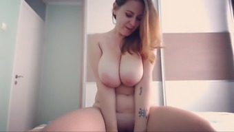 Big tits Slut roleplay as Mommy and Son