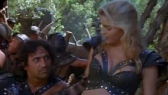 Hudson Leick - Callisto The Sexiest Warrior