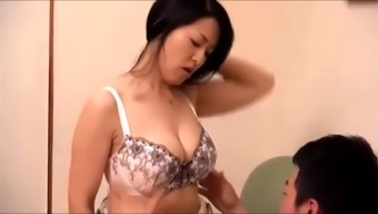 Son catches mum giving someone a blowjob. after son fucks her