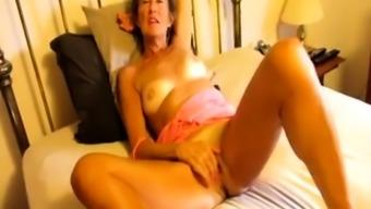 Vigorous granny blowjob and good hardcore fuck