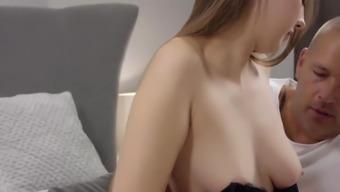 Natural chick gapes soft vagina and gets deflorated2323avo