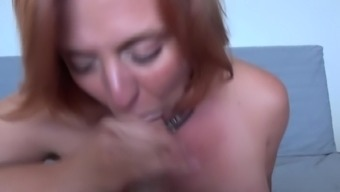 Mom Satisfies Step Son's Overactive Sex Drive - Brianna Beach