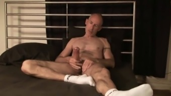 Dady relaxing