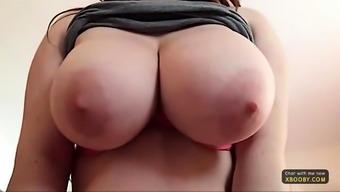 Amateur compilation of big natural tits reveald