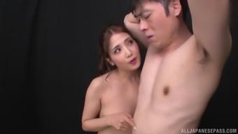 oversize penis in the morning is everything that Tomoda Ayaka needs