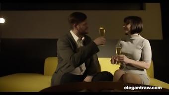 Horny mature MILF babe Alysa Gap ass fucked hardcore