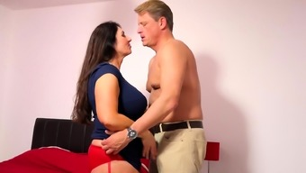 AgedLovE Hardcore Mature Lover Real Estate Broker