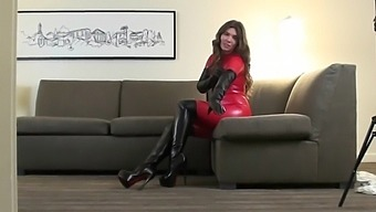 daphney-red-catsuit-over-knee-boots-hh-hd