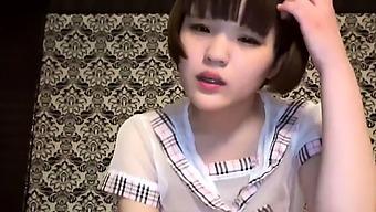 Jav Teen Cutie Aoi Fucks Uncensored In Her Uniform