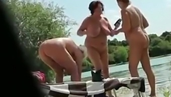 My mother and Granny are nudists