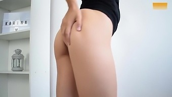 HOTTEST MINI DRESS UPSKIRT DANCE - NO PANTIES