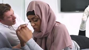 Fucking My Sexy Muslim Stepdaughter