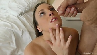 Rousing POV banging with sultry blonde MILF Melanie Hicks