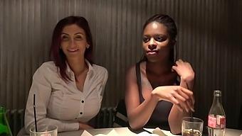 Amina Danger gang bang extreme pour Amina